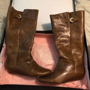 Steven by Steve Madden sz 10 leather boots